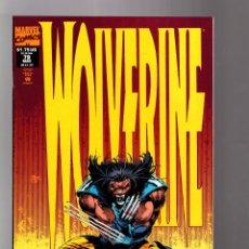 Cómics: WOLVERINE 79 - MARVEL 1994 VFN/NM / HAMA & KUBERT. Lote 177785883
