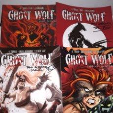 Cómics: GHOST WOLF DE EL TORRES-AMIGO COMICS. Lote 178106584