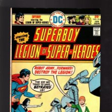 Cómics: SUPERBOY AND THE LEGION OF SUPER-HEROES 214 - DC 1976 FN/VFN / MIKE GRELL. Lote 178272595