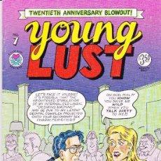 Cómics: YOUNG LUST Nº 7-- 1990. Lote 178286883
