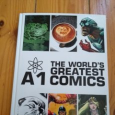 Cómics: A1 THE WORLD'S GREATEST COMICS - SIMON & KIRBY, ALAN MOORE, STERNANKO, KEVIN EASTMAN, BISLEY .... Lote 178437608