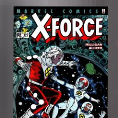 Cómics: X-FORCE 127 - MARVEL 2002 VFN/NM / PETER MILLIGAN & MIKE ALLRED. Lote 178586808
