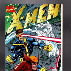 Cómics: X-MEN 1 - MARVEL 1991 NM COLLECTORS EDITION FOLD OUT COVER / CHRIS CLAREMONT & JIM LEE. Lote 178592722