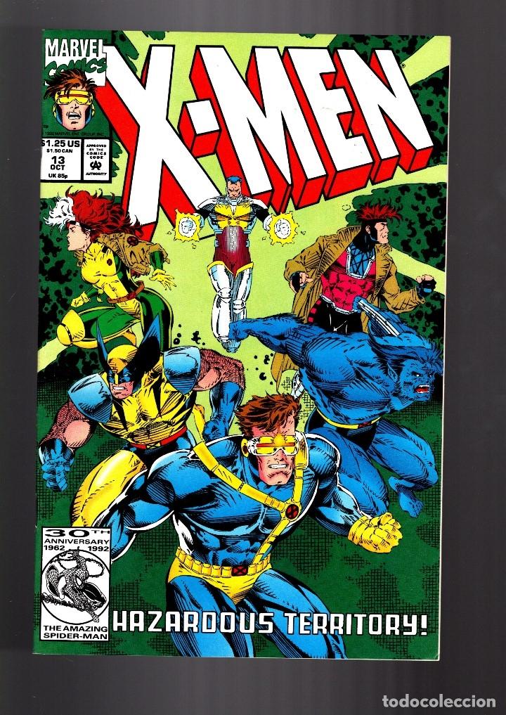 X-MEN 13 - MARVEL 1992 VFN/NM (Tebeos y Comics - Comics Lengua Extranjera - Comics USA)