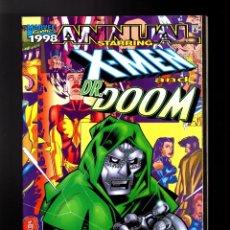Cómics: X-MEN ANNUAL '98 AND DOCTOR DOOM - MARVEL 1998 VFN/NM. Lote 178606851