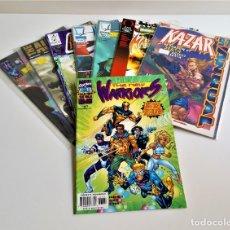 Cómics: LOTE 8 COMICS VARIOS MARVEL Y OTROS. Lote 178659668