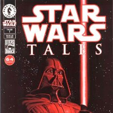 Cómics: STAR WARS TALES #1, DARK HORSE, 1.999. USA.. Lote 178660981