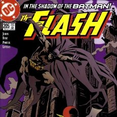 Cómics: THE FLASH # 205, DC COMICS. 2.004. Lote 178662720
