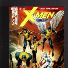 Cómics: X-MEN BLUE 19 - MARVEL 2018 VFN/NM. Lote 178710090