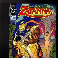 Cómics: ZATANNA 1 - DC 1993 VFN/NM / 1ª SERIE PROPIA / ESTEBAN MAROTO. Lote 178732601