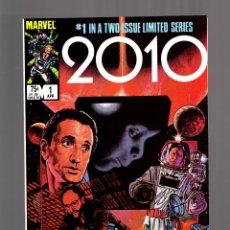 Cómics: 2010 1 - MARVEL 1984 VFN DOUBLE COVER !. Lote 178758212