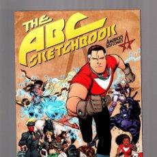 Cómics: ABC SKETCHBOOK - AMERICA'S BEST COMICS 2002 VFN/NM. Lote 178758492