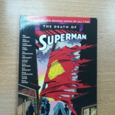 Cómics: THE DEATH OF SUPERMAN TPB. Lote 178782798