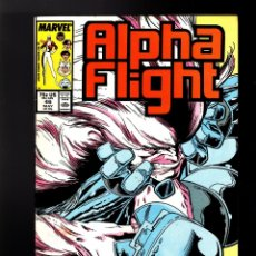 Cómics: ALPHA FLIGHT 46 - MARVEL 1987 FN+. Lote 178810010