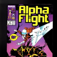 Cómics: ALPHA FLIGHT 47 - MARVEL 1987 FN+. Lote 178810221