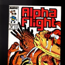 Cómics: ALPHA FLIGHT 49 - MARVEL 1987 FN. Lote 178810350