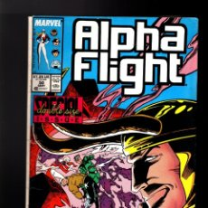 Cómics: ALPHA FLIGHT 50 - MARVEL 1987 VG GIANT SIZE ANNIVERSARY / LOKI. Lote 178810512