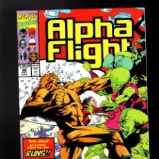 Cómics: ALPHA FLIGHT 98 - MARVEL 1991 VFN/NM / AVENGERS / NOVA. Lote 178811465