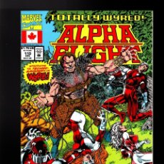 Cómics: ALPHA FLIGHT 115 - MARVEL 1992 VFN/NM. Lote 178811653
