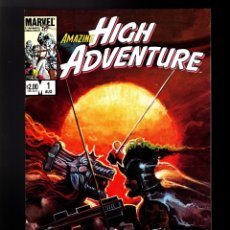 Cómics: AMAZING HIGH ADVENTURE 1 - MARVEL EPIC 1984 VFN/NM . Lote 178812396