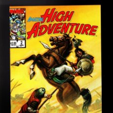 Cómics: AMAZING HIGH ADVENTURE 2 - MARVEL EPIC 1984 VFN/NM . Lote 178812592