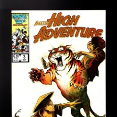 Cómics: AMAZING HIGH ADVENTURE 3 - MARVEL EPIC 1986 VFN/NM / MIKE MIGNOLA. Lote 178812813