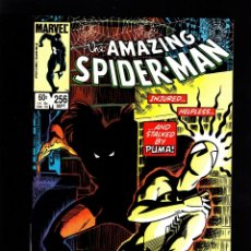 Cómics: AMAZING SPIDER-MAN 256 - MARVEL 1984 VFN/NM / DEFALCO & FRENZ / 1ST PUMA. Lote 178836091