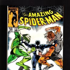 Cómics: AMAZING SPIDER-MAN 266 - MARVEL 1985 VG / PETER DAVID & SAL BUSCEMA. Lote 178836198