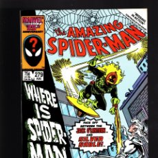 Cómics: AMAZING SPIDER-MAN 279 - MARVEL 1986 VFN / TOM DEFALCO & RICK LEONARDI / SILVER SABLE. Lote 178836412