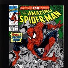Cómics: AMAZING SPIDER-MAN 350 - MARVEL 1990 VFN+ GIANT SIZE / DAVID MICHELINIE & ERIK LARSEN / DOCTOR DOOM. Lote 178836983