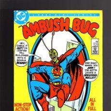 Cómics: AMBUSH BUG 1 - DC 1985 VFN/NM . Lote 178854777