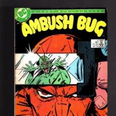 Cómics: AMBUSH BUG 4 - DC 1985 VG/FN. Lote 178855197