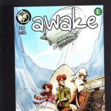 Cómics: AWAKE 5 - ACTION LAB 2016 VFN/NM. Lote 178879231