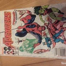 Cómics: COMIC ORIGINAL USA AVENGERS MARVEL Nº 236 SPIDERMAN . Lote 178902506