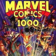 Cómics: MARVEL COMICS 1000 - (2019). Lote 179069856