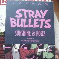 Cómics: STRAY BULLETS: SUNSHINE & ROSES #1 TP (IMAGE, 2018). Lote 178845476
