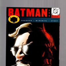 Cómics: BATMAN 588 - DC 2001 VFN/NM / VAUGHAN & MCDANIEL. Lote 179149167