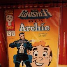 Cómics: THE PUNISHER MEETS ARCHIE-EN INGLÉS-INEDITO EN ESPAÑA-MARVEL. Lote 179154832