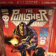 Cómics: THE PUNISHER WAR ZONE 37 USA-INEDITO EN ESPAÑA-MARVEL. Lote 179155248