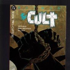 Cómics: BATMAN THE CULT 2 - DC 1988 NM PRESTIGE / JIM STARLIN & BERNIE WRIGHTSON. Lote 236414740