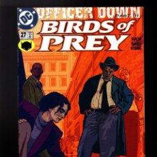 Cómics: BIRDS OF PREY 27 - DC 2001 VFN / DIXON & HARRIS. Lote 179191603
