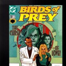 Cómics: BIRDS OF PREY 32 - DC 2001 VFN/NM / DIXON & MCDONNELL. Lote 179192497