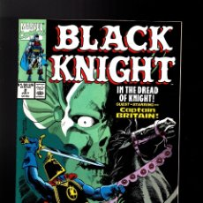 Cómics: BLACK KNIGHT 2 - MARVEL 1990 VFN/NM / CAPTAIN BRITAIN. Lote 179193377