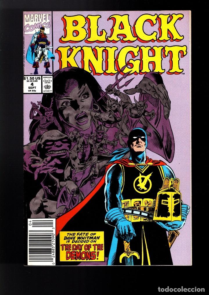 BLACK KNIGHT 4 - MARVEL 1990 VFN/NM / DOCTOR STRANGE (Tebeos y Comics - Comics Lengua Extranjera - Comics USA)