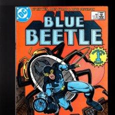 Cómics: BLUE BEETLE 1 - DC 1986 VFN. Lote 179195807