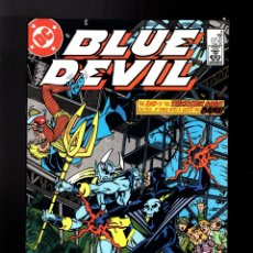 Cómics: BLUE DEVIL 9 - DC 1985 VFN / VS TRICKSTER. Lote 179196440