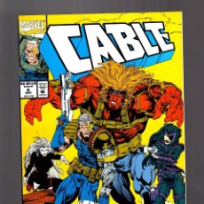 Cómics: CABLE 4 - MARVEL 1993 VFN/NM. Lote 236418890