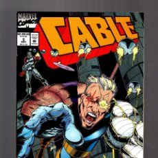 Cómics: CABLE 5 - MARVEL 1993 VFN/NM. Lote 179251830