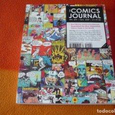 Cómics: THE COMICS JOURNAL Nº 299 EN INGLES ( MICHEL CHOQUETTE KURTZMAN ) ¡COMO NUEVA! REVISTA GRUESA 2009. Lote 179253917