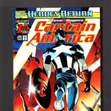 Cómics: CAPTAIN AMERICA 468 / 1 VOL 3 - MARVEL 1998 VFN/NM / HEROES RETURN. Lote 179294712